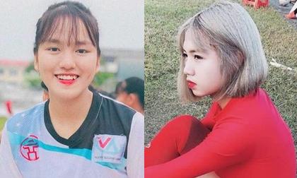 Những nữ cầu thủ Việt xinh như hot girl, không hề kém cạnh hoa khôi Hoàng Thị Loan