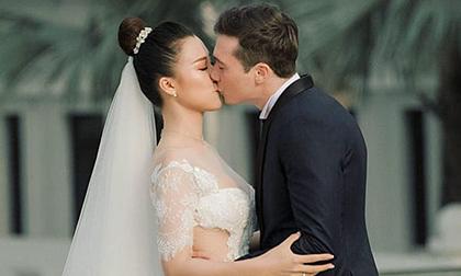 Hoàng Oanh chia sẻ những cái đầu tiên trong hôn lễ với chồng Tây sau gần hai tuần kết hôn