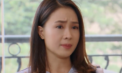 Hoa hồng trên ngực trái tập 39: Khuê ứa nước mắt tiết lộ từng có thêm một đứa con với Thái