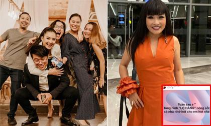 Sao Việt 16/12/2019: Vợ cố nghệ sĩ Duy Nhân đến giờ mới chịu tung không gian đám cưới với chồng mới; Phương Thanh hứa tuần sau sẽ tung ảnh 'lộ hàng'