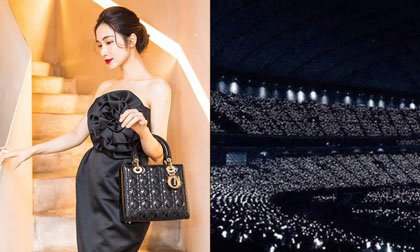 Bị chỉ trích vì dùng ảnh concert EXO, Hoà Minzy lên tiếng