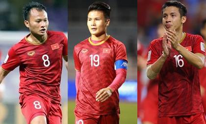 Quang Hải và những người hùng SEA Games đua tranh Quả bóng vàng Việt Nam 2019