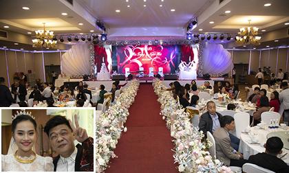 Trung Ruồi tổ chức đám cưới hoành tráng với vợ là nghệ sĩ múa tại Hà Nội