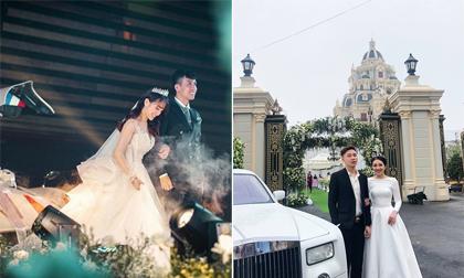 Điểm danh 3 'siêu đám cưới' của Rich kid gây bão mạng xã hội trong năm 2019