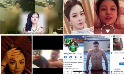 Loạt nhân vật nổi tiếng làm 'dậy sóng' dư luận vì dính nghi án lộ clip nhạy cảm năm 2019