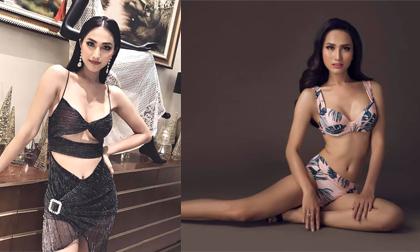Gu thời trang nóng bỏng của Hoa hậu chuyển giới Hoài Sa - người tỏ tình với Trọng Hiếu idol trong 1 show truyền hình