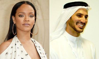 Tưởng tìm được bến đỗ sau vụ bị Chris Brown bạo hành, Rihanna lại bất ngờ chia tay tỷ phú Ả Rập