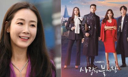 """Hết Kim Soo Hyun lại đến """"bà bầu"""" Choi Ji Woo làm khách mời trong """"Hạ cánh nơi anh"""""""