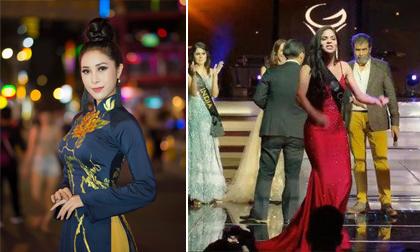 Sau người đẹp Colombia, đại diện Việt Nam cũng tiết lộ bê bối sau hậu trường Miss Global 2020