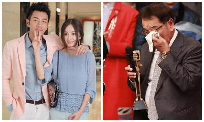 Bố Lưu Khải Uy bật khóc trên sóng trực tiếp, nói về con dâu cũ Dương Mịch sau tròn 1 năm cặp đôi vàng ly dị