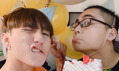 Đã nửa đêm, Sơn Tùng M-TP vẫn đăng ảnh mừng em trai Việt Hoàng tròn 20 tuổi