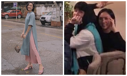 Không chỉ xúng xính áo dài đi chơi Tết tại Hà Nội, Diệu Nhi còn lộ ảnh tình cảm bên Anh Tú