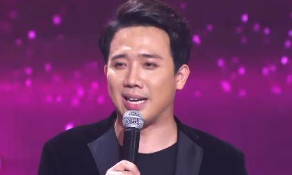 Trấn Thành hát live 'Hết thương cạn nhớ' khoe giọng hay như nuốt đĩa