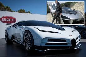 Ronaldo mua siêu xe Bugatti gần 210 tỷ VNĐ