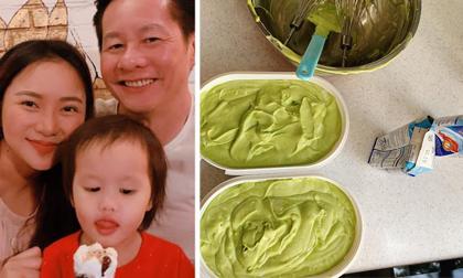 Phan Như Thảo chỉ cách làm món kem bơ béo ngậy, thơm mát tại nhà mà không cần dùng máy