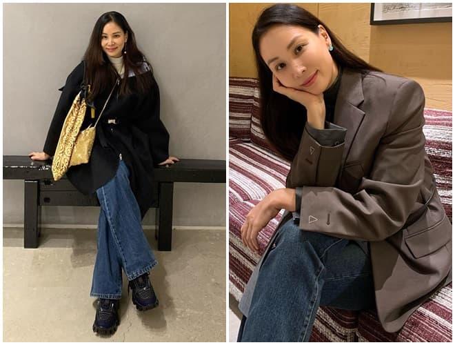 Dính bê bối 'gái gọi' là thế nhưng Jang Dong Gun vẫn chăm vợ khéo thế này, U50 rồi mà sắc vóc vẫn trẻ đẹp kinh ngạc 0