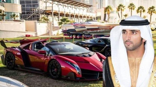 Thái tử đẹp nhất Dubai đã kết hôn, cô gái may mắn là một ẩn số với dân chúng 0