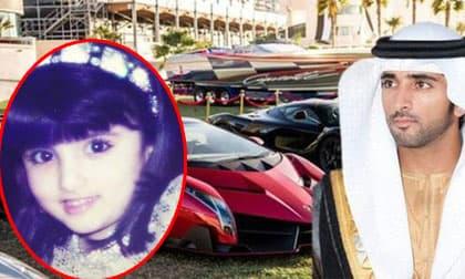 Thái tử đẹp nhất Dubai đã kết hôn, cô gái may mắn là một ẩn số với dân chúng