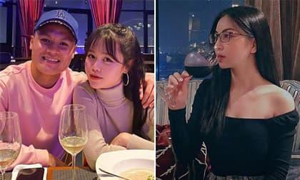 Phản ứng hội bạn gái, tình tin đồn cũ của Quang Hải khi cầu thủ công khai người yêu mới: Nhật Lê bị cho là đang 'cà khịa'