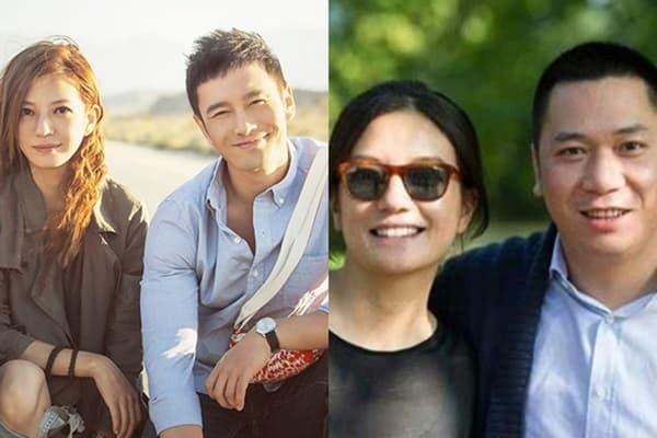 Triệu Vy quyết định chọn Huỳnh Hữu Long thay vì Huỳnh Hiểu Minh, tất cả là vì tiền tài và địa vị? 2