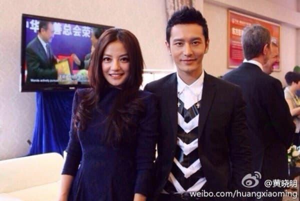 Triệu Vy quyết định chọn Huỳnh Hữu Long thay vì Huỳnh Hiểu Minh, tất cả là vì tiền tài và địa vị? 3