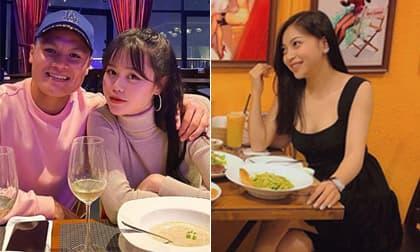 Tưởng không ghen, vậy mà khi biết Quang Hải bình luận trong bài viết tag tên Nhật Lê, Huỳnh Anh liền đăng status ẩn ý: 'Biết điều thì không'