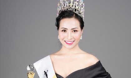 Hoa hậu Phạm Trần Hoa Quyên 'gây sốt' với bộ ảnh mới đầy quyến rũ