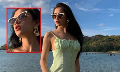 Tung ảnh mới, Chi Pu vẫn bị soi loạt chi tiết make-up lỗi 'dìm hàng' nhan sắc