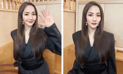 'Thư ký Kim' Park Min Young làm người khác hoang mang với hình ảnh vòng 2 to lùm lùm