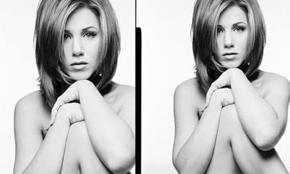 Jennifer Aniston bán đấu giá bức ảnh khỏa thân nổi tiếng thời trẻ, mục đích quyên tiền khiến ai cũng 'gật gù'