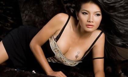 'Nữ hoàng cảnh nóng' Kiều Trinh phản bác việc bỏ tiền mua bài PR, vay nợ tứ tung để được đi dự LHP