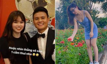 Bạn gái mới Quang Hải bị chê nhan sắc, riêng tình cũ Nhật Lê tung ảnh lại được fan nhận xét: 'Xinh xỉu'