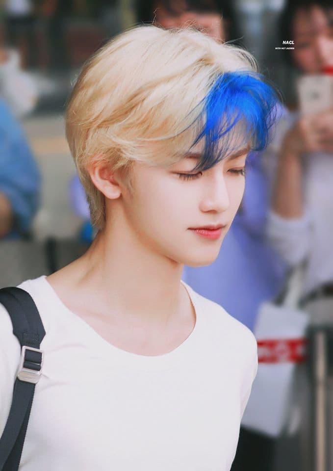 Sao Hàn tóc 2 màu 28