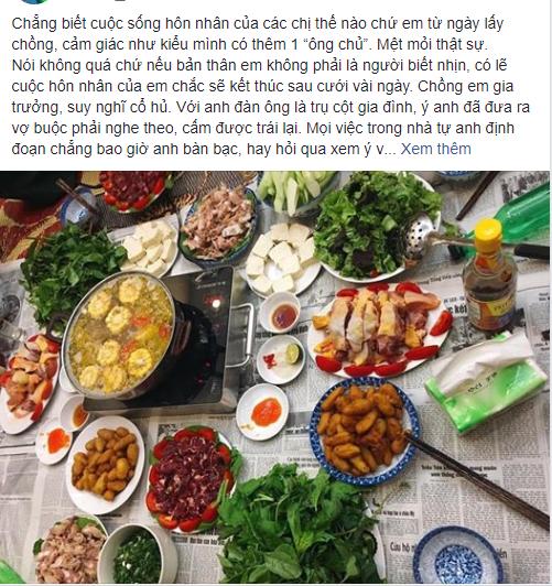 Sang nhà hàng xóm ăn cơm, chồng hết lời khen vợ gia chủ, ai ngờ lúc sau ngượng chín mặt 1