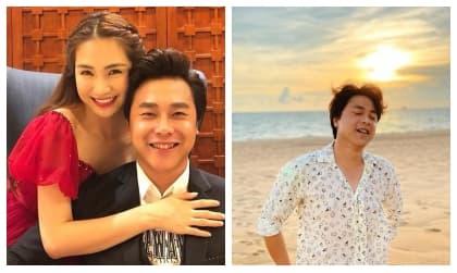 Dân mạng kết tội 'Hòa Minzy xài chồng quá hao' khi ngắm ảnh mới của thiếu gia Minh Hải
