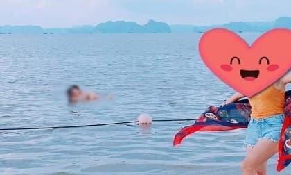 Cặp đôi thản nhiên diễn cảnh 'mây mưa' trước mặt du khách khi đi tắm biển khiến dư luận phẫn nộ