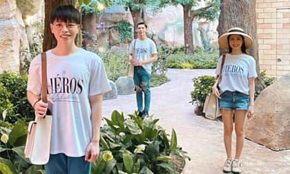 Gia đình Hoa dâm bụt đồng loạt đăng ảnh đi du lịch Phú Quốc: Đúng kiểu nhà ai người ấy đẹp