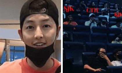 Song Joong Ki bị bắt gặp hẹn hò sau khi liên tục gặp vận đen trong công việc vì dịch COVID-19