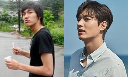 Lee Min Ho lộ ảnh thời chưa 'trổ mã', fan kết luận 'dậy thì thành công'