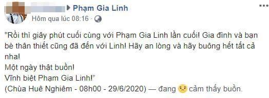 Lynh Ly qua đời do tự tử  3