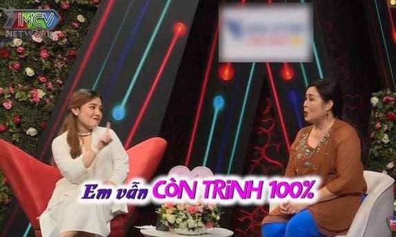 Hỏi cặp đôi tham gia 'Bạn muốn hẹn hò' chuyện trinh tiết ngay trên sóng truyền hình, NSND Hồng Vân nhận gạch đá
