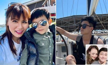 Sao Việt 2/7/2020: Vợ Đan Trường tiết lộ cuộc sống gia đình xáo trộn ở Mỹ; Phản ứng của Huỳnh Anh trước tin đồn bị Hồng Quế 'cà khịa'