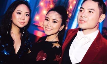 Nga Nguyễn đăng ảnh mừng sinh nhật bên em gái 'bệnh nhân Covid số 17'