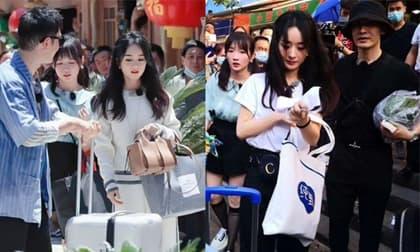 Sự thật chuyện Huỳnh Hiểu Minh và Triệu Lệ Dĩnh 'bằng mặt nhưng không bằng lòng'