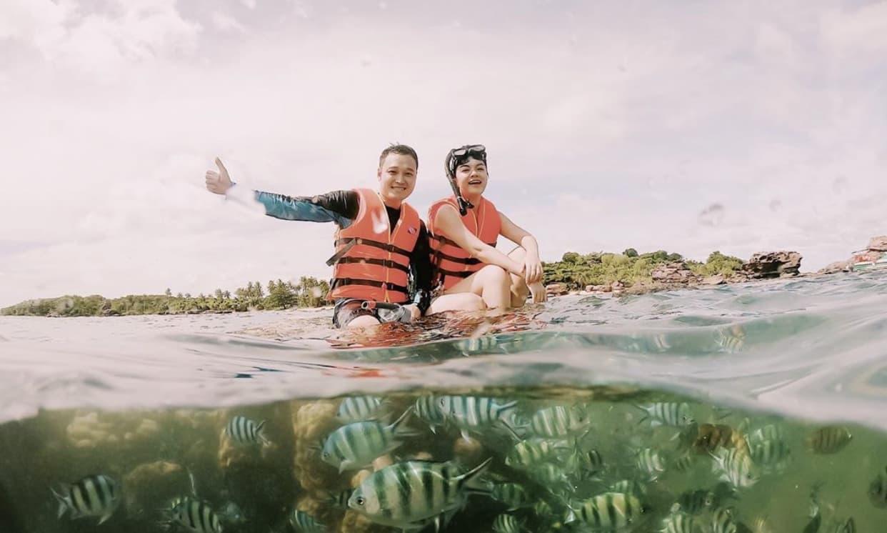 Bị chỉ trích phá hoại môi trường biển, Quang Vinh lên tiếng xin lỗi