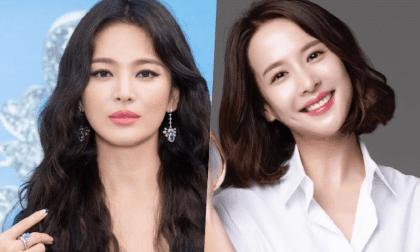 """Ít ai biết, mỹ nhân """"Ký sinh trùng"""" Jo Yeo Jeong và Song Hye Kyo là bạn thân từ thời cấp 3"""