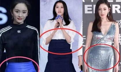 Các cô gái mặc váy cần nhớ '4 không', đặc biệt là loại thứ hai, thực sự rất béo!