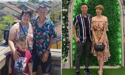 Tăng cân gần chạm mốc 90kg, cô vợ nhờ sự động viên của chồng đã thay đổi ngoạn mục