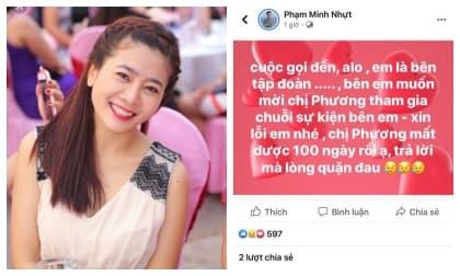 Chuyện lạ có thật: Mai Phương mất 100 ngày nhưng vẫn có tập đoàn lớn mời đi sự kiện, Ốc Thanh Vân phải than trời