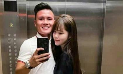 Huỳnh Anh đặt lại trạng thái hẹn hò với Quang Hải trên mạng xã hội